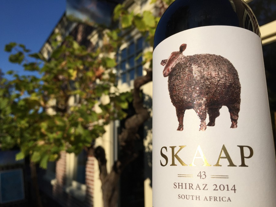 Skaap Shiraz 2014 is op!