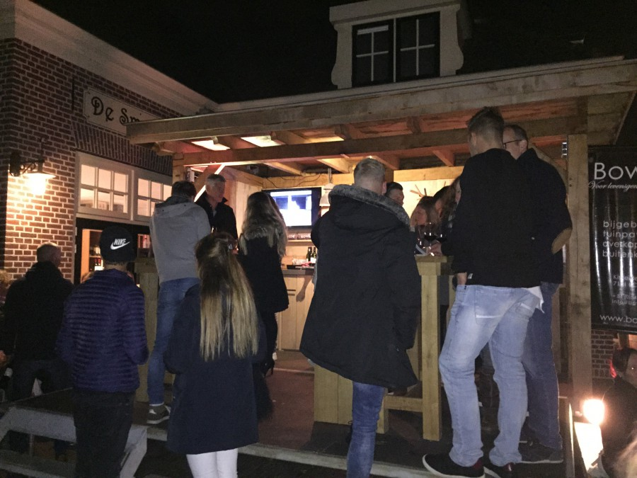 Huizer Wijnroute groot succes