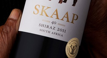 Skaap Shiraz 2016 = Maandwijn