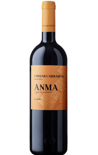 Chozas Carrascal - Anma Red 2017