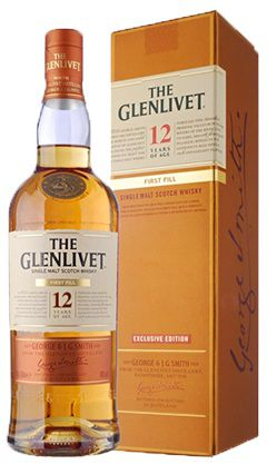The Glenlivet First Fill 12 YO