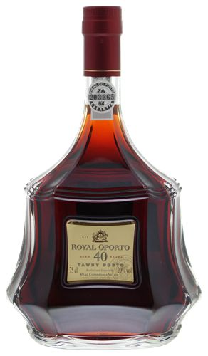 Royal Oporto tawny port 40 year aged