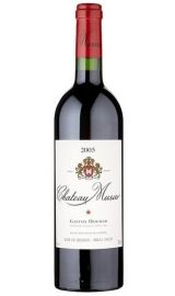 Château Musar - Rouge 2010 Halfje